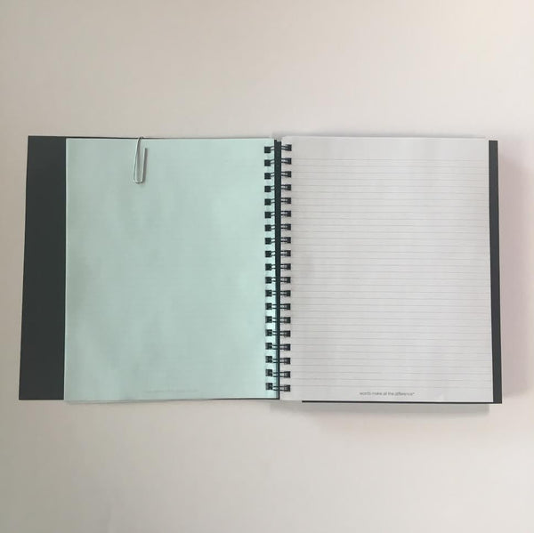 i am confident notebook duplicate pages
