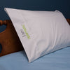 'I am optimistic'™ positive affirmation pillowcase