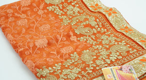 Jaffa Chiffon Sahi with Blouse