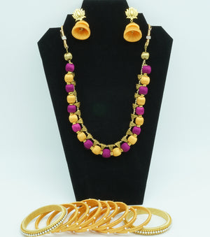 Brandy Punch Silk Thread  Jewelry