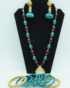 Juniper Silk Thread  Jewelry