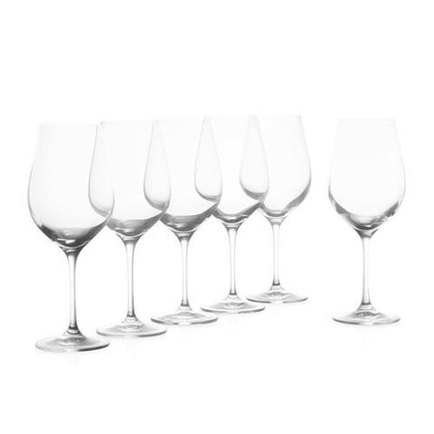 Krosno Harmony White Wine Glasses 370ml