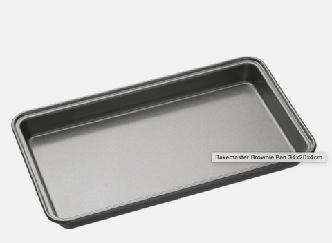 Masterpro Brownie Pan 34cm x 20cm