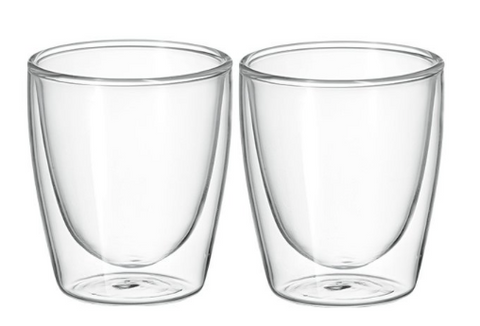 Avanti - Twin Wall Glasses (150ml) 2 Pack