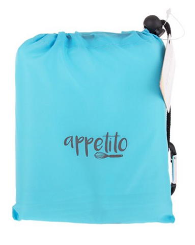 Appetito Mesh Produce Bags - Blue /Green/Purple