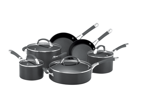 Anolon Endurance 6 Piece Cookware Set