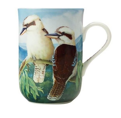 Maxwell & Williams Birds of Australia Mug Kookaburra