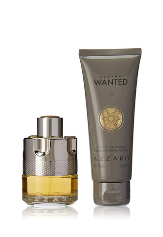 AZZARO WANTED EDT 50 ML + SHOWER GEL 100 ML SET REGALO