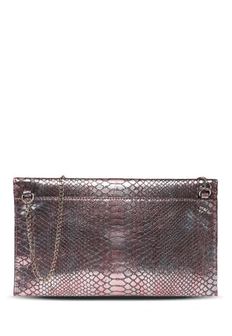 Crossbody Animal Print Serpiente