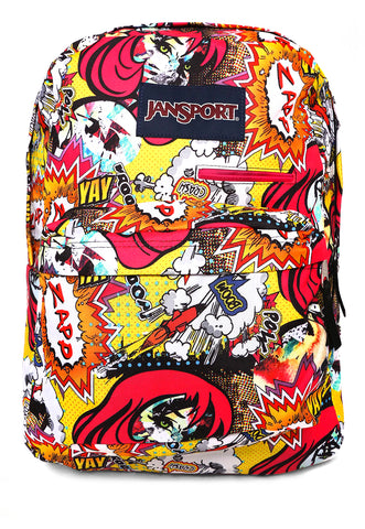 Backpack Unisex Cómics