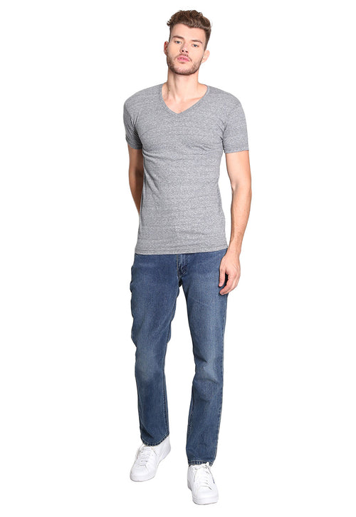 Jeans Azul Athletic Taper - Levis