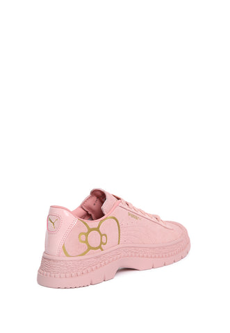 Tenis Rosas Utility X Hello Kitty