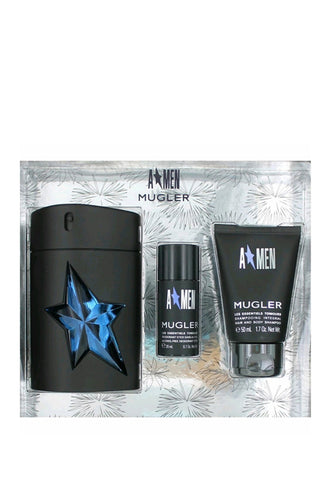 A Men Mugler 3 PC Set