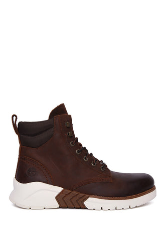 Botines Brown Full Grain