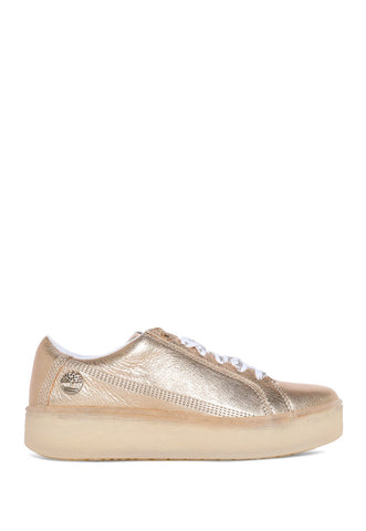 Marblesea Sneaker Gold Full Grain