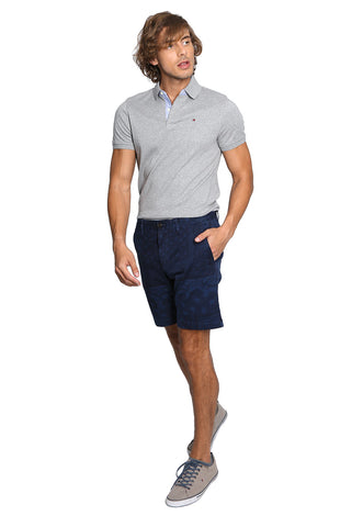 Short Casual Azul Marino