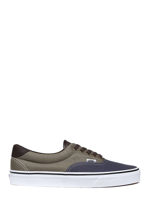 Tenis casual color olivo - Vans