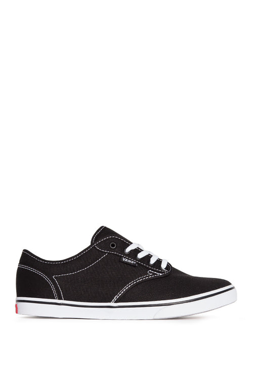 Tenis Negro Atwood Low Canvas - Vans