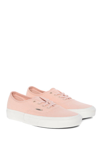 Tenis Coral Authentic Woven Check