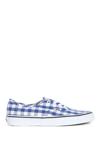 Tenis Azul Authentic Gingham