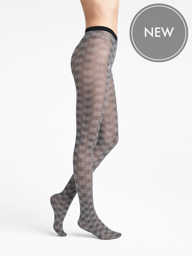 Wolford Granular Poison Tights 14761