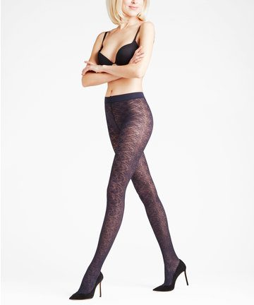 Falke Fancy Lace Tights 41118