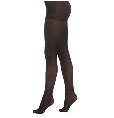 Memoi 2 Pack Microfiber Opaque Control Tights 646 loop