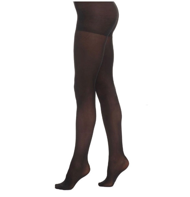 53b47cd2051 Memoi 2 Pack Microfiber Opaque Control Top Tights 646 – From Head To ...