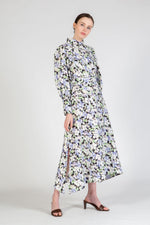 Beulah Maxi Floral Dress