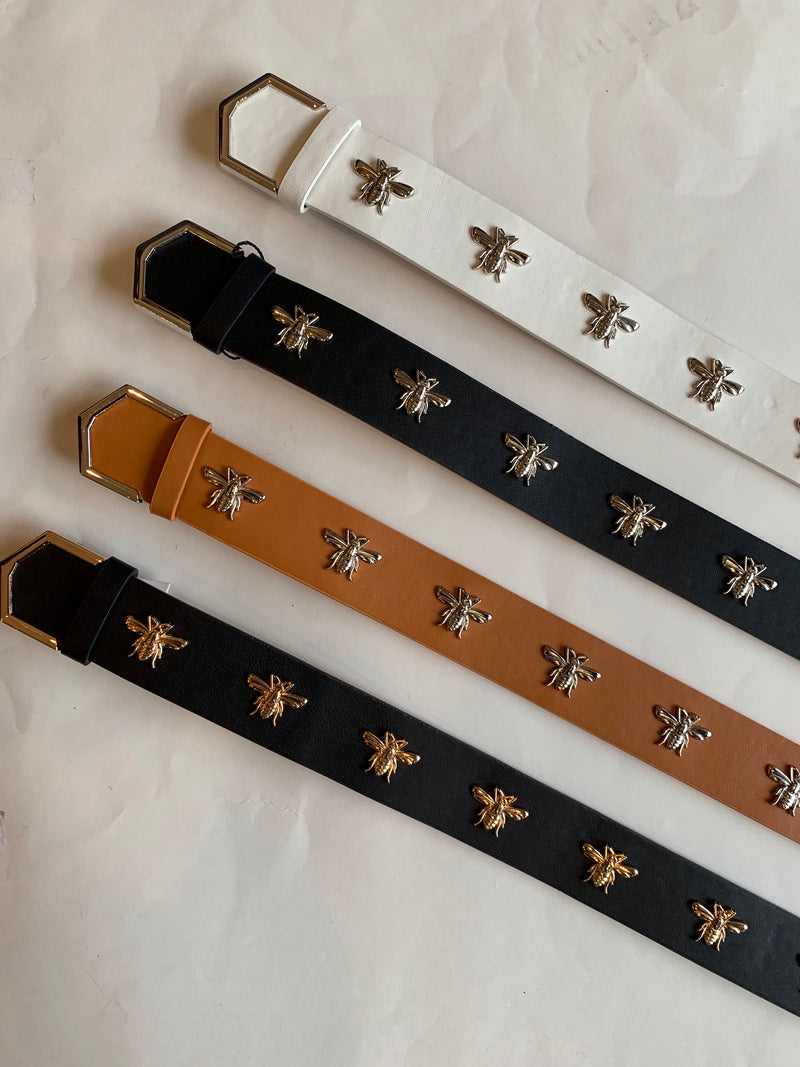 Two 12 Fashion Bees Belt