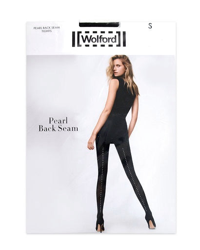 Wolford Pearl Backseam 14630