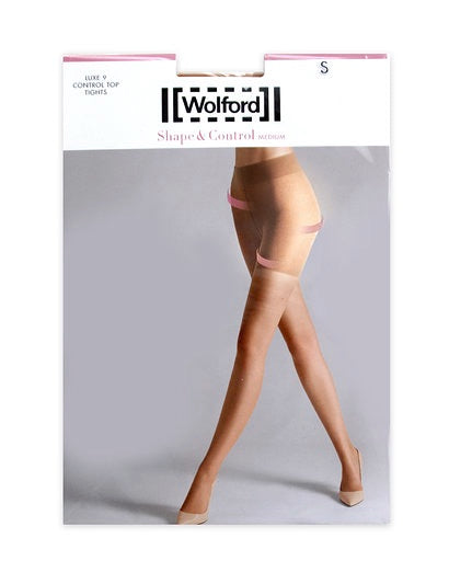 Wolford Luxe 9 CT Tights 17056