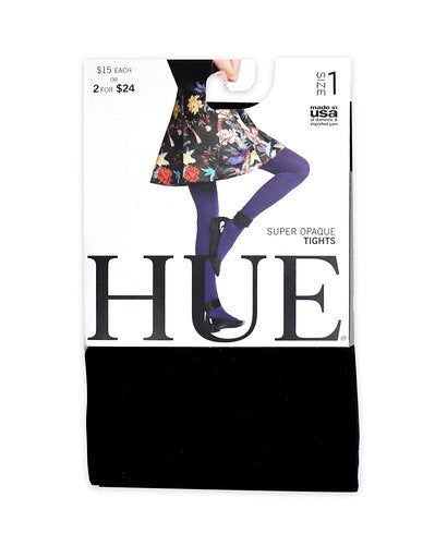 Hue Super Opaque Tights U11923