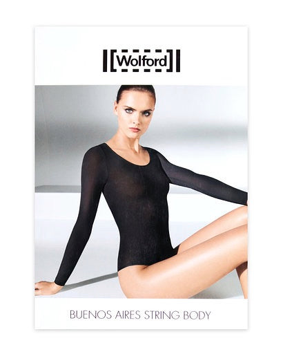 Wolford Buenos Aires String Body 78055