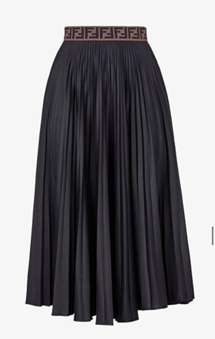 FHTH FF Pleated Skirt