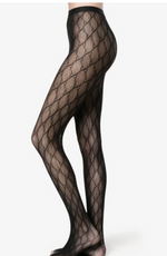 FHTH  G Design Black Tights