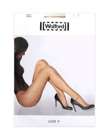 Wolford Luxe 9 Tights 17028