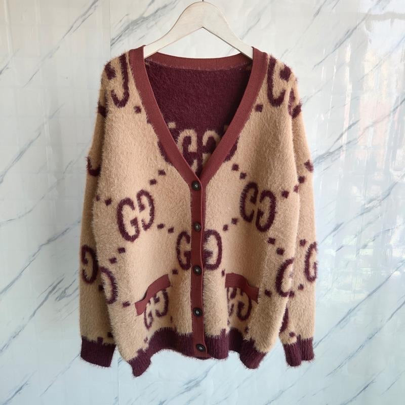 FHTH GG  Plush Cardigan
