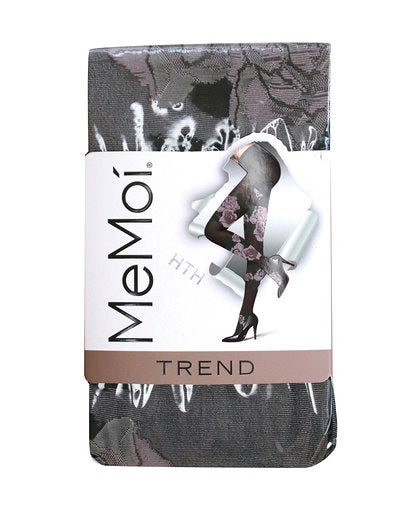 Memoi Rose Garden Tights MTF04548