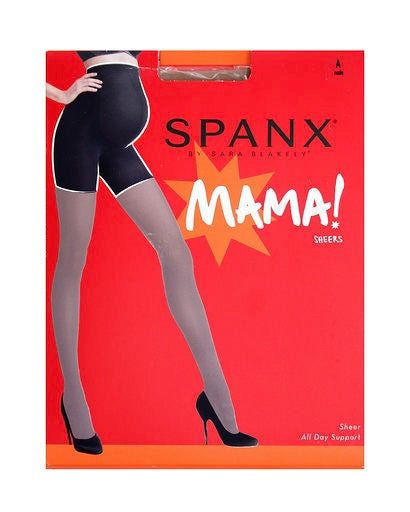 Spanx Mama Maternity Sheer Tights 015