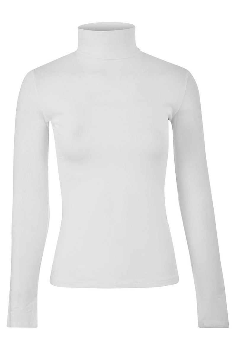 Kiki Riki Mock Neck Long Sleeve Top 17986
