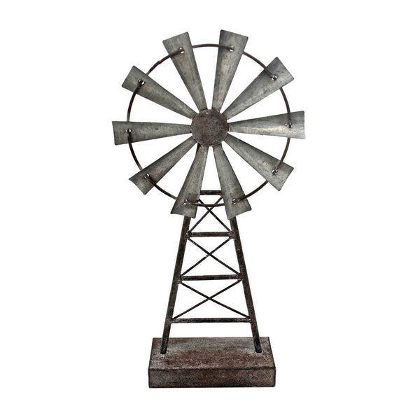 Windmill Tabletop Art Small