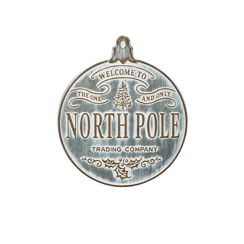 North Pole Trading Company Ornament