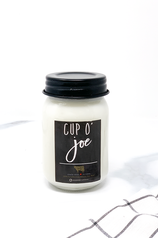Milkhouse Candle Co. Cup O' Joe