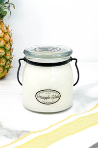 Milkhouse Candle Co. Pineapple Gelato