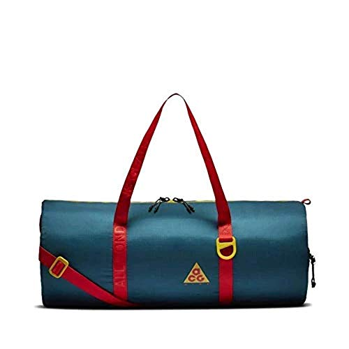NIKE ACG PACKABLE DUFFEL BAG TSA Compliant Gym Bag/Travel Bag Unisex Adult