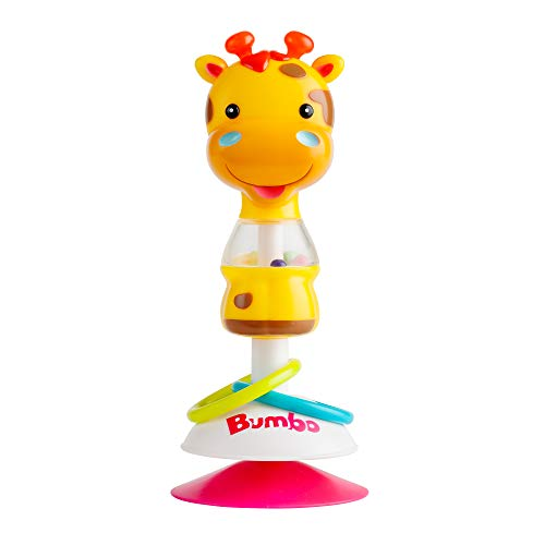 Bumbo Suction Toy Gwen the Giraffe B11121A Various