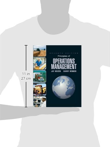 Principles of Operations Management (7th Edition)