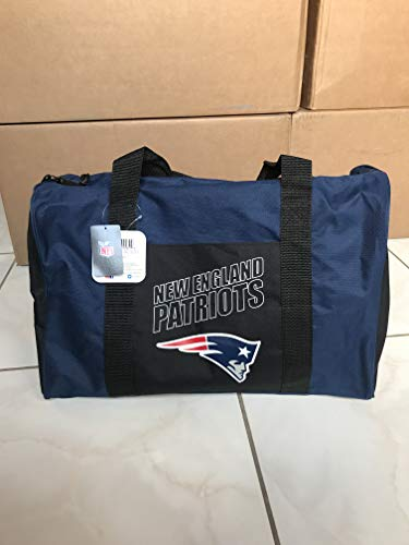 THE NORTHWEST COMPANY New England Patriots Small Carry-on Duffle Bag 18in x 12in