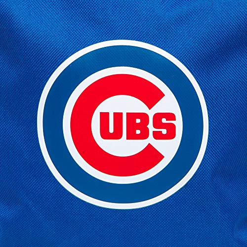 Chicago Cubs 17in x 12in Backpack, Young Adult Bookbag